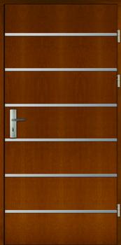 Haustüren Holz ALASKA Eiche oder Kiefer