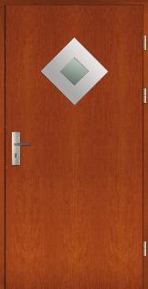 Haustüren Holz GRENLANDIA Eiche oder Kiefer