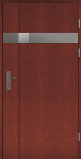 Haustüren Holz ISUA Eiche oder Kiefer