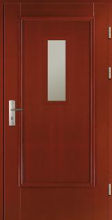 Haustüren Holz JUKON Eiche oder Kiefer