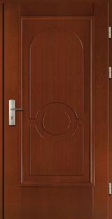 Haustüren Holz KAMCZATKA Eiche oder Kiefer