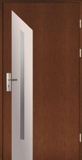 Haustüren Holz NARWIK Eiche oder Kiefer