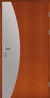 Haustüren Holz NORSKE Eiche oder Kiefer