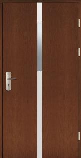 Haustüren Holz PORSANGER Eiche oder Kiefer