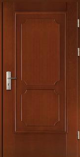Haustüren Holz WRANGLER Eiche oder Kiefer